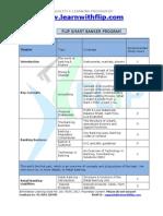 FSBP Outline