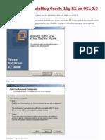 Step by Step installing Oracle 11g R2 on OEL 5.doc
