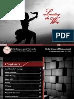 Dsm Placement Summer Internship Brochure
