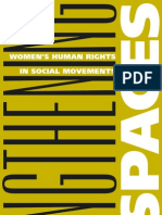 Womens Human Rights in Social Movements