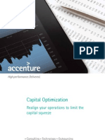 Accenture Capital Optimization