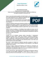 Transparência da propriedade dos média | José Ribeiro e Castro, declaração de voto 7-dez-2012