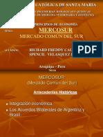 Economia MERCOSUR