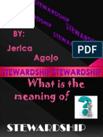 stewardship powerpoint