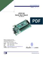 Lpc2138 Quick Start Board Short