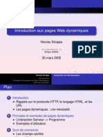Web Dynamique