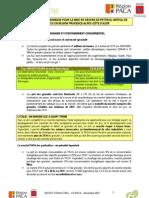 Etude Granules RegionPACA Synthese