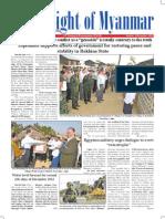 The New Light of Myanmar (9 Dec 2012)