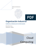 Cloud Computing Borja