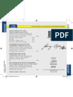 Novalis CD 150 199-2 Inlay