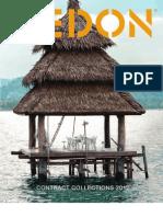 FEI Dedon Contract Furniture 2012