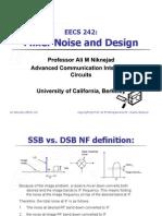 Ee242 Mixer Noise Design