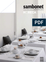 FEI Sambonet Hotel Catalogue 2013