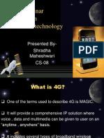 Shradha Maheshwari_24!04!10_4g Wireless Technology