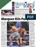 Manila Standard Today -- Monday (December 10, 2012) issue