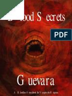 Fan - Vampire - The Requiem - Bloodline - Guevara
