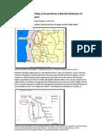 El Gobierno de La Rioja y Los Permisos a Barrick Para Acceso a Pascua Lama 06-10-12