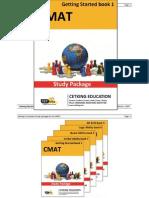 Cetking CMAT Books & CMAT Syllabus
