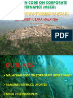 Malaysian Code on Corporate Governance (MCCG)