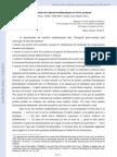 Classif. Des Sc. Maths Version 1
