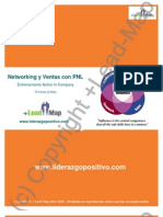 Programa de Entrenamiento en Networking y Ventas Con PNL