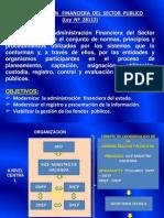CLASE Exposicion Ley Presupuesto 28411 Octubre 2011