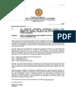 Naga City Comprehensive Development Plan