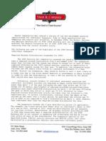 Compass Financial - 2008 Tax Letter