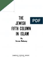 Itsvan Bakony - Jewish Fifth Column in Islam (1969).pdf