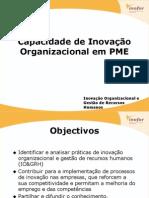 Capacidade_Inovação Organizacional