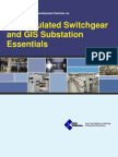 Gas Insulated Switchgear and GIS Substation Essentials in House Course