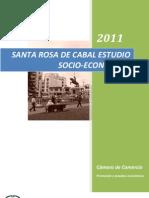 ESTUDIO SOCIOECONOMICO SANTA ROSA DE CABAL 2011