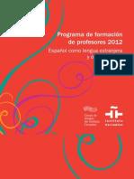 Programa Completo 2012