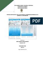 PROPUESTA METODOLÓGICA PARA LA EVALUACIÓN DE LA VULNERABILIDAD INTRINSECA DE LOS ACUÍFEROS A LA CONTAMINACIÓN