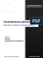Manual Inventariere Exemplu[1]