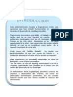 2008 - Sistematizacion Final Cabildo Infantil