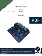Monitoreo y Control Ethernet