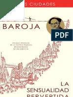 Baroja Pio - La Sensualidad Pervertida