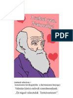 Darwin humor 2. (álló lapok)