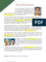 TEFL Lesson Plan (Advanced Level students) - Royal Nurse Suicide Tragedy