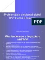 Diagnóstico del medio ambiente en el mundo UNESCO
