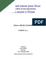 Mon Grand Amour Pour Jesus m a Amene a l Islam (Nouvellebiblio.com)