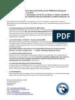 Aeusserungen von Prof. Dr. Kurt Markert zu BWB v. 28.11.2012