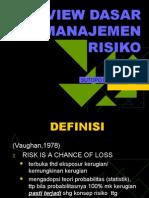 Nambah Ilmu Tentang Review Dasar Manajemen Risiko