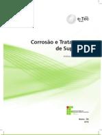 Corrosão e Tratamento de Superfície