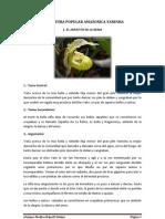 Literatura Popular Amazonica Yanesha