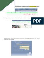 Manual de Profesor Para Captura de Calificaciones