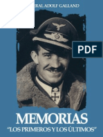 48426850 General Adolf Galland Memorias Los Primeros y Los Ultimos
