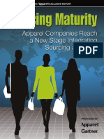 Sourcing Maturity With PLM