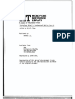 Technology Metal Work Fundamental Skills 1982